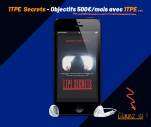 1TPE Secrets le livre pour gagner de l'argent avec 1TPE de zéro